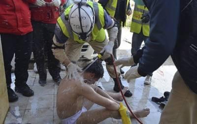 شام: اسد فوج نے کلورین گیس کا استعمال کیا، اقوام متحدہ کی تصدیق