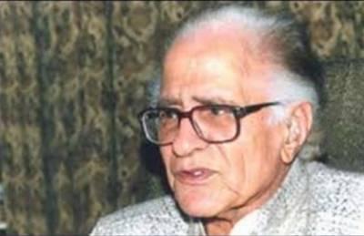 معروف شاعر،افسانہ نگار احمد ندیم قاسمی کومداحوں سےبچھڑے 12برس بیت گئے