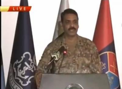 2018 کے الیکشن میں پہلی بار فوج تعینات نہیں ہو رہی،افواج پاکستان کا انتخابات میں براہ راست کوئی تعلق نہیں:ترجمان پاک فوج