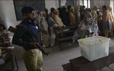 سندھ کے 5 ہزار 673 پولنگ اسٹیشنز حساس ترین قرار