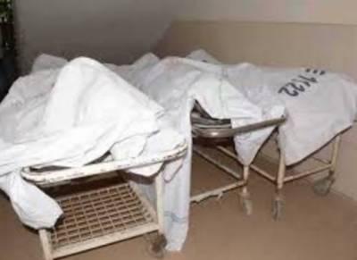 خوشاب:خاتون نے اپنے شوہر، 2 بیٹوں اور 2 بیٹیوں کوقتل کردیا