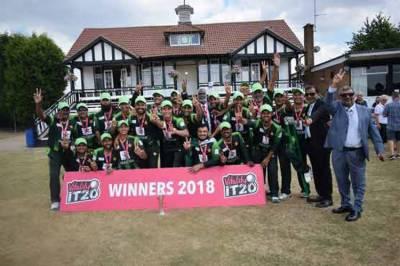 پاکستان ڈس ایبلڈ ٹی ٹونٹی کرکٹ کا چیمپئن بن گیا