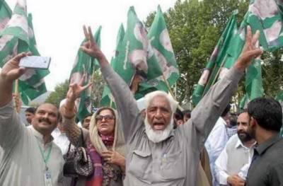 لاہور:نواز شریف کی وطن آمد سے قبل لیگی کارکنوں کی پکڑ دھکڑ کا سلسلہ شروع