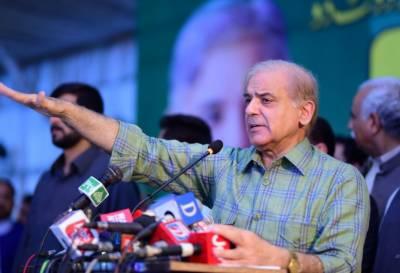 پارٹی صدر کی حیثیت سے کارکنوں کی گرفتاریوں پر خاموش نہیں بیٹھوں گا:شہباز شریف