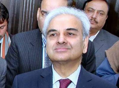 نگراں وزیراعظم کی پشاور آمد،کے پی کے کے گو رنر اور وزیر اعلی سے ملا قا تیں
