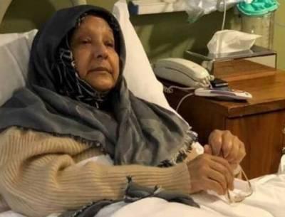 سابق وزیر اعظم نواز شریف کی اہلیہ کلثوم نواز نے پہلی بار آنکھیں کھول لیں