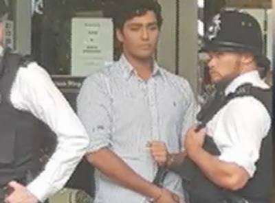 مظاہرین سے جھگڑا، مریم نواز کے بیٹے کو گرفتار کر لیا گیا