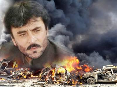 مستونگ خودکش دھماکہ، سراج رئیسانی سمیت 70 افراد شہید, 120 زخمی؛ بنوں بم حملہ، اکرم درانی کے قافلے پرحملے میں 5 افراد جاں بحق، 35 زخمی