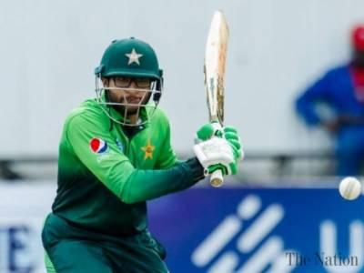 امام الحق کی سنچری، پاکستان نے زمبابوے کو 201 رنز سے شکست دیدی