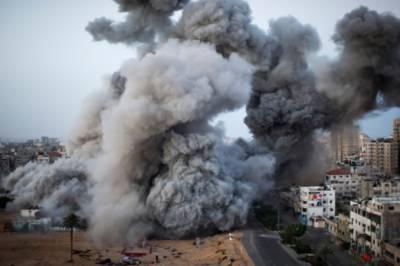 فلسطینی تنظیم حماس اور اسرائیل میں جنگ بندی پر اتفاق