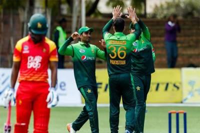 پاکستان اور زمبابوے کے درمیان دوسرا ون ڈے میچ آج کھیلا جائیگا
