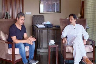 آنے والا وقت تحریک انصاف کا ہے: الیکشن میں جیت کے لیے پراعتماد ہوں:عمران خان