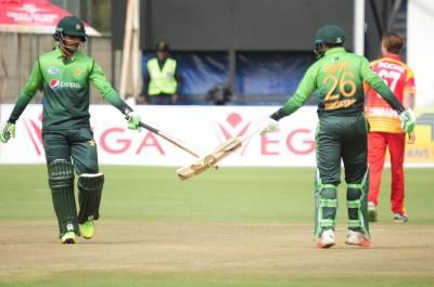 پاکستان اور زمبابوے کے درمیان پانچ ون ڈے میچوں کی سیریز کا تیسرا اور اہم میچ کل کھیلا جائے گا