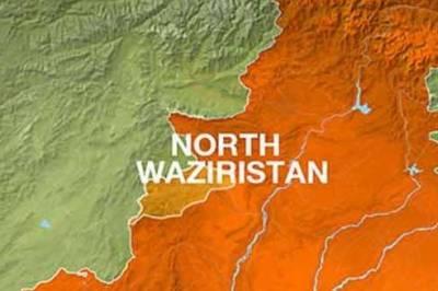 شمالی وزیرستان:سکیورٹی فورسز کی گاڑی پر حملہ، 2 اہلکار شہید