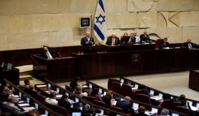 اسرائیلی پارلیمان نے یہودیوں کی قومی ریاست کا متنازع بل منظور کر لیا