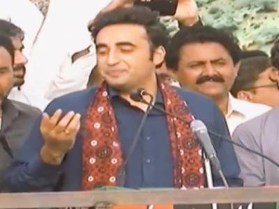 سندھ کے عوام سازشوں کو جانتے ہیں، ہم عوام کی طاقت سے وفاق میں حکومت بنائیں گے: بلاول بھٹو زرداری