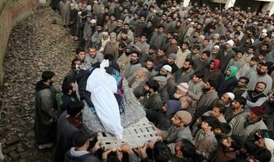 سری نگر: مقبوضہ کشمیر میں بھارتی فوج کی فائرنگ سے 3 کشمیری نوجوان شہید
