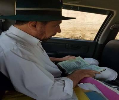 خودکش حملے میں شہید سردار اکرام گنڈاپور کی نماز جنازہ ادا کردی گئی