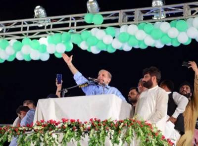 نئے صدر مسلم لیگ ن شہباز شریف کی نواز شریف کے بغیرالیکشن 2018 کمپین