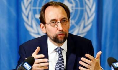 اقوام متحدہ کافلسطین میں انسانی حقوق کی صورتحال پرسخت تحفظات کااظہار