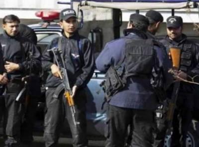 پشاور: پولیس نے تخریب کاری کا بڑا منصوبہ ناکام بنا دیا