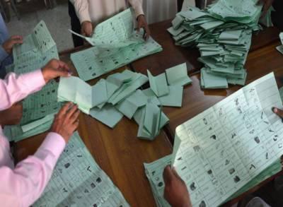 الیکشن 2018ء: پولنگ کا وقت ختم، ووٹوں کی گنتی شروع