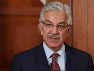 این اے 73 سیالکوٹ: (ن)لیگ کےخواجہ آصف کامیاب