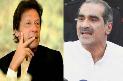 این اے131لاہور:عمران خان کی خواجہ سعد رفیق کو شکست