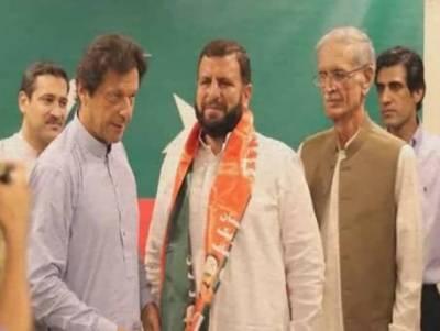 این اے تیرہ مانسہرہ سے جیتنے والے امیدوار صالح محمد خان نے تحریک انصاف میں شمولیت کا اعلان کر دیا