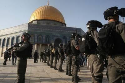 اسرائیلی فوج نے فلسطینی شہریوں پر مسجد اقصیٰ میں داخلے پر نئی پابندیاں عائدکردی