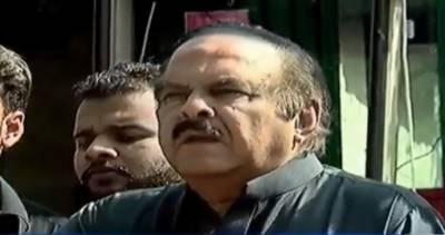 آزاد امیدواروں سےرابطے جاری,پنجاب حکومت پر آج یاکل خوشخبری دیں گے: نعیم الحق