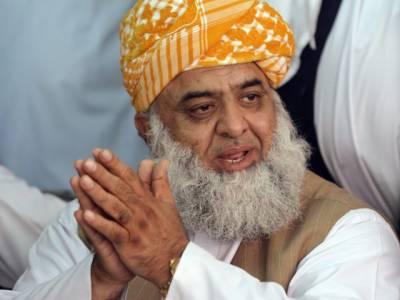 اسلام آباد: دھاندلی کے بارے میں مولانا فضل الرحمن کے موقف میں کھلا تضاد
