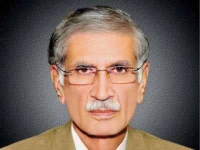 عمران خان جسے وزیر اعلیٰ کے پی کے بنائیں گے قبول ہوگا :پرویز خٹک