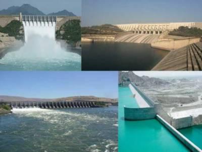 ڈیموں میں پانی کی صورتحال، ارسا رپورٹ جاری