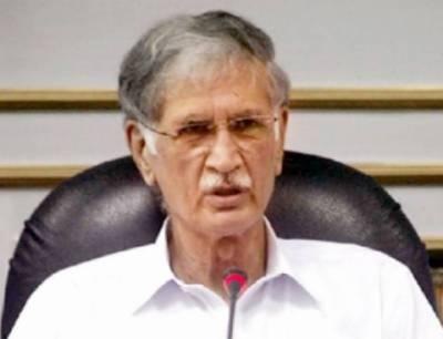 عمران خان کابینہ کیلئے جس کا نام فائنل کریں گے وہ منظور ہوگا: پرویز خٹک