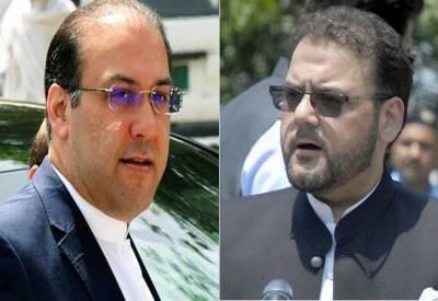 حکومت پاکستان کاحسن اور حسین نواز کے ریڈ وارنٹ کے لیے انٹرپول سے رابطہ
