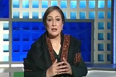 نجم سیٹھی کی اہلیہ جگنو محسن کا وزیراعلی پنجاب کے لیے پاکستان تحریک انصاف کے امیدوار کی حمایت کا فیصلہ