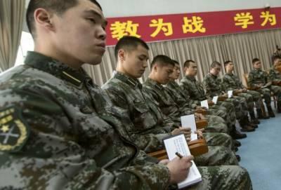 چین کے صدر کا فوجی افسروں کو نجی کاروبار بند کرنے کا حکم