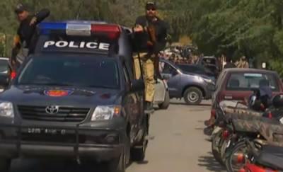 دیامر:داریل میں گاڑی پر فائرنگ،سیشن جج اور اہلخانہ محفوظ رہے