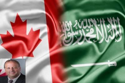 سعودی عرب کا کینیڈا کے سفیرکوملک بدر کرنے کااعلان