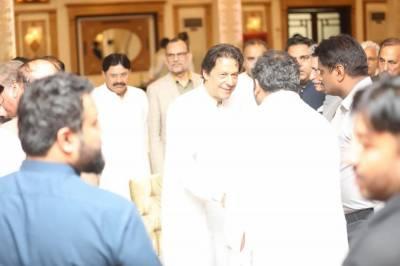 پی ٹی آئی پارلیمانی پارٹی نے عمران خان کو وزارت عظمیٰ کا امیدوار نامزد کردیا
