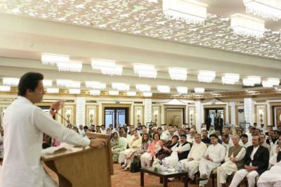 سیاست عبادت سمجھ کر کریں، پرانی سیاست ختم کرنا ہوگی : عمران خان