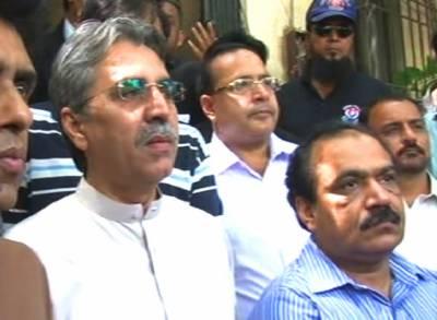دہشتگردوں کو پناہ دینے کا معاملہ، ایم کیو ایم رہنما عامر خان سمیت 3 ملزمان پر فرد جرم عائد