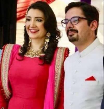 معروف پاکستانی گلوکارہ زیب بنگش نے امریکہ میں شادی کر لی