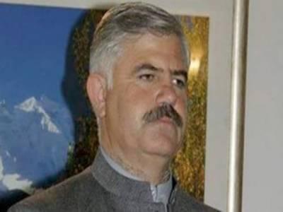 محمود خان وزیراعلی خیبرپختونخوا نامزد