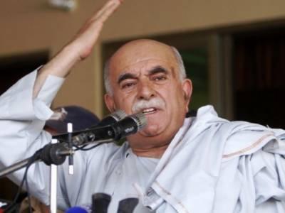 نواز شریف سے وزیراعظم آزاد کشمیر اور محمود اچکزئی کو ملاقات سے روک دیا گیا