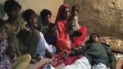 شیخوپورہ:زمیندار کا 12 سالہ لڑکے پر تشدد، پائوں کی انگلیاں کاٹ دیں