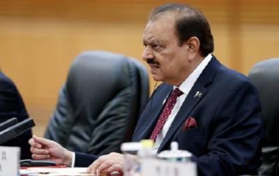 صدر مملکت نے قومی اسمبلی کا اجلاس 13 اگست کو صبح 10 بجے طلب کرلیا