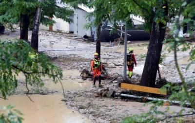 فرانس:بارشوں اور سیلاب کے باعث ایک شخص لاپتہ، 1600 بے گھر