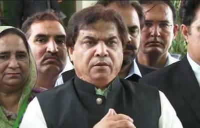 لیگی رہنما حنیف عباسی بھی اڈیالہ جیل میں بیمار پڑ گئے